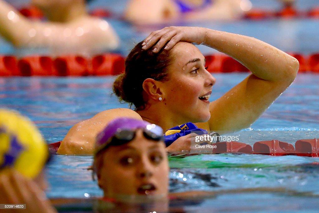 British Swimming Championships - Day Two : News Photo