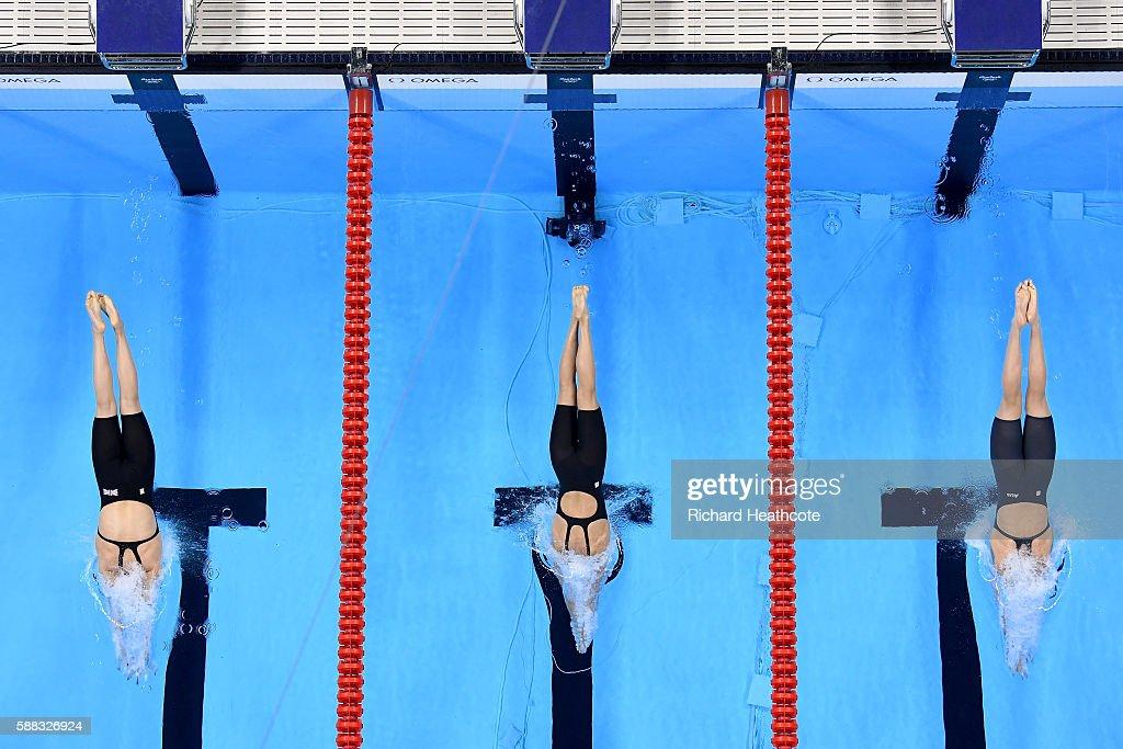 Swimming - Olympics: Day 5 : News Photo