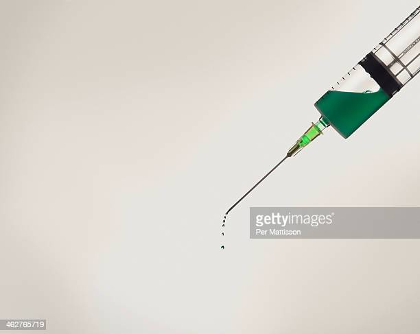 chlorophyll syringe - chlorophyll stock pictures, royalty-free photos & images