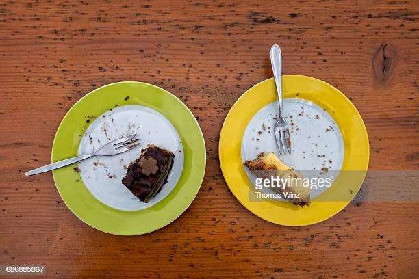 Chocolate and Cheese cake