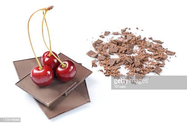 chocolate and cherry