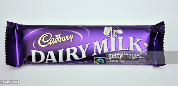chocolate bar Dairy Milk by Cadbury