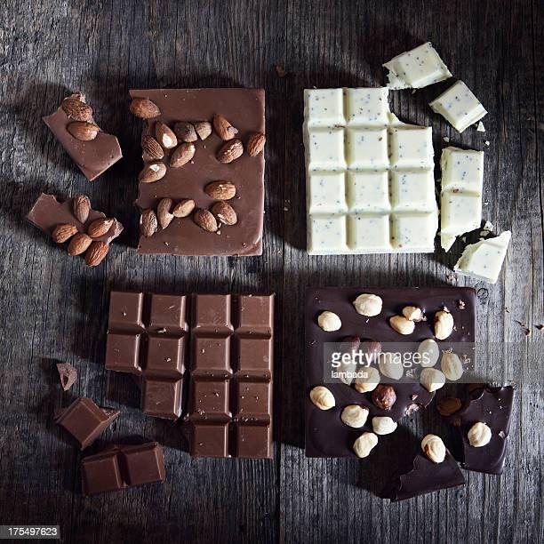Schokolade bars