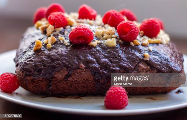 chocolate cake - catalonia stock pictures, royalty-free photos & images