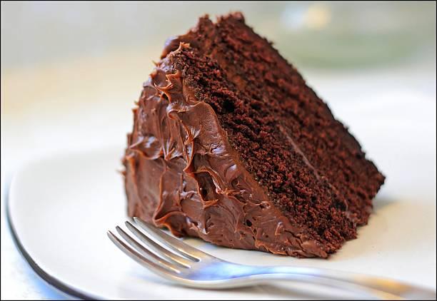 Chocolate Cake Wall Art