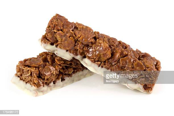 Chocolate Barras de cereales