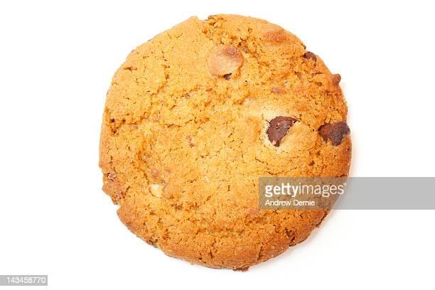 chocolate chip cookie - andrew dernie imagens e fotografias de stock
