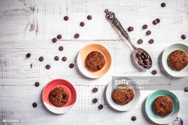 Chocolate Chip Gravel Cookies 3