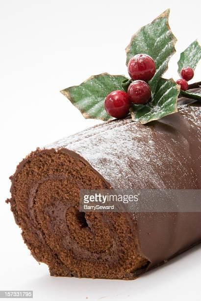 Journal de Noël en chocolat