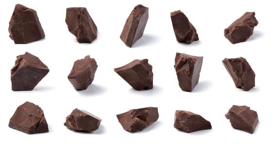 Chocolate Chunks 119826152