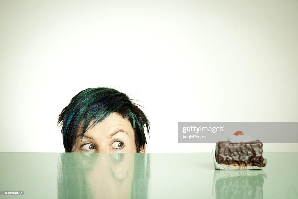 Schokolade Wunsch : Stock-Foto