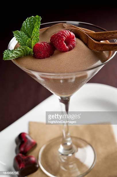 チョコレートのデザート 2