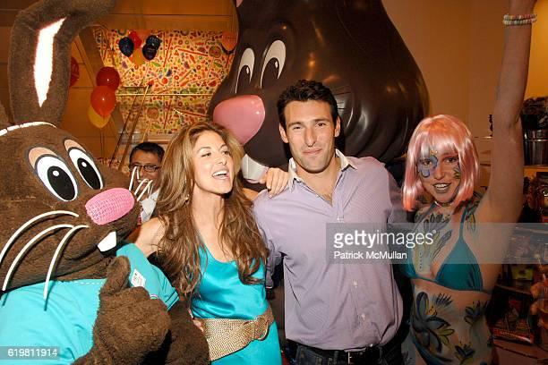 Chocolate Dylan Lauren Paul Arrouet and Candy Girl attend DYLAN LAUREN Celebrates the ReLaunch of DYLANS CANDY BAR at Dylan's Candy Bar on October 27...