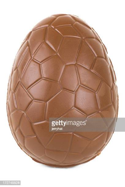 Chocolate Egg standing