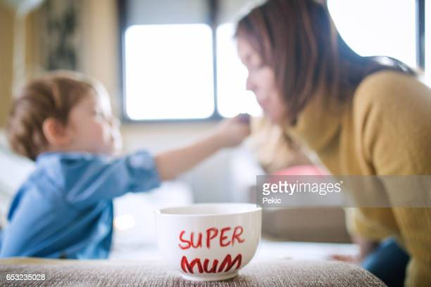 Chocolate for my super mum