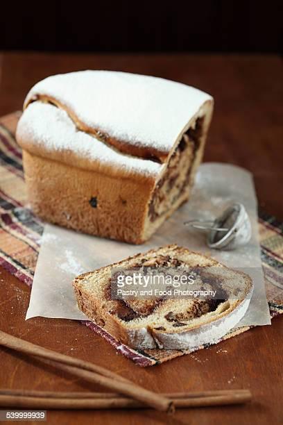 Chocolate Hazelnut Roll Cake