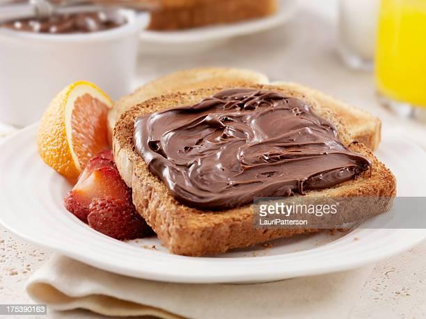 Cioccolato nocciola diffusione