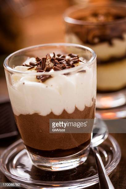 アイスクリームなどのデザート、チョコレート