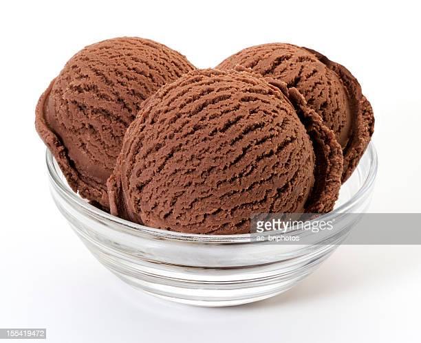 glace au chocolat - glace au chocolat photos et images de collection