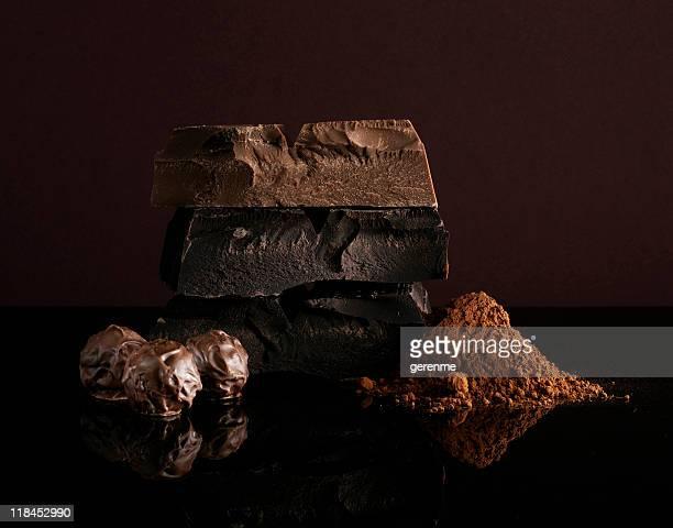 Schokolade Zutaten