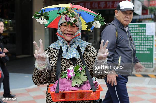 CONTENT] Chocolate is a street vendor of Flowers at the intersection of the most busy Taiwan MRT station She has become some kind of a celebrity in...