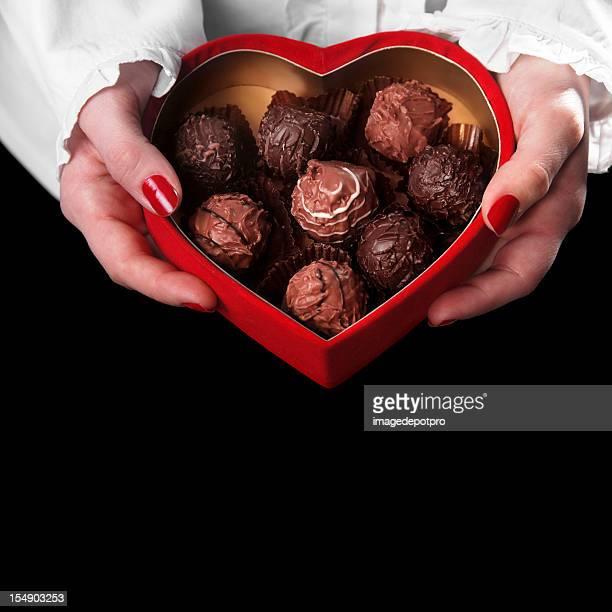 Amour au chocolat