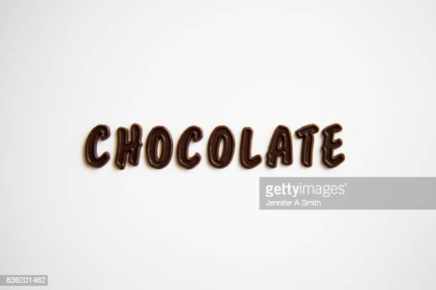 Chocolate Made of Chocolate!