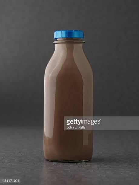 Chocolate Milk Bottle