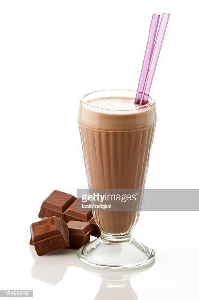 Chocolate Milk Shake Smoothie