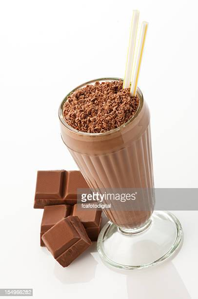Chocolate Milk Shake Smoothie