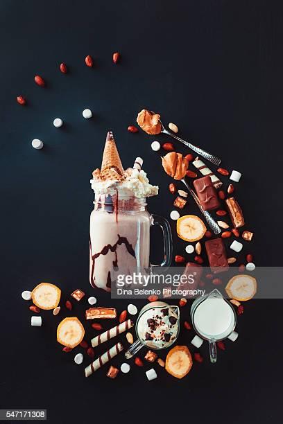 Chocolate Milkshake Geometry