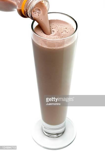 Chocolate Milkshake (or protein drink)