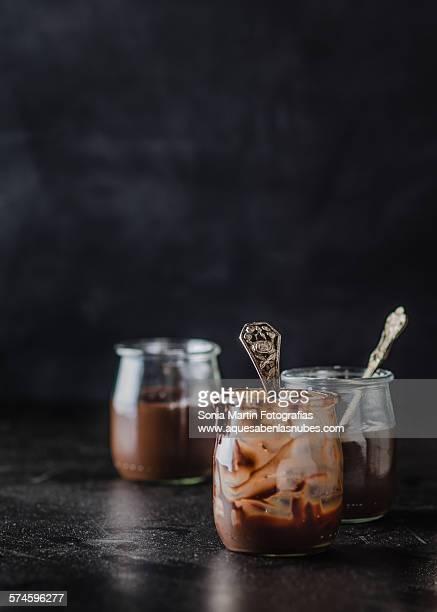 Chocolate petit pots