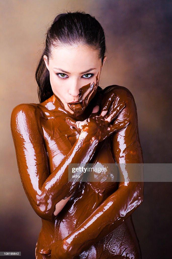 Chocolate : Stock Photo