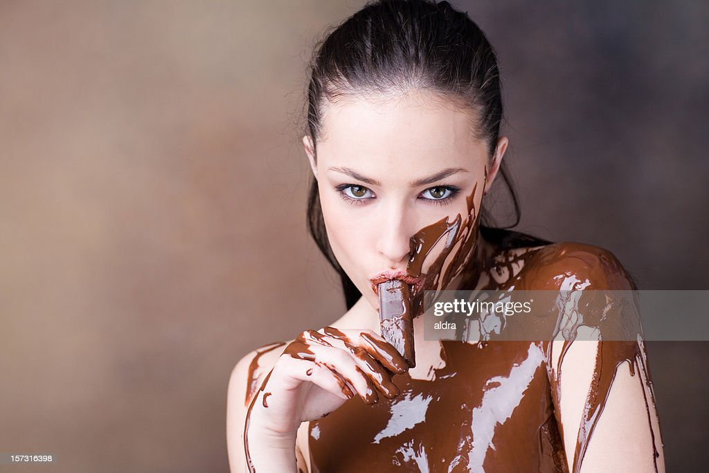 Chocolate : Stock Photo