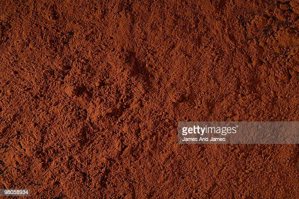 Chocolate Powder Surface