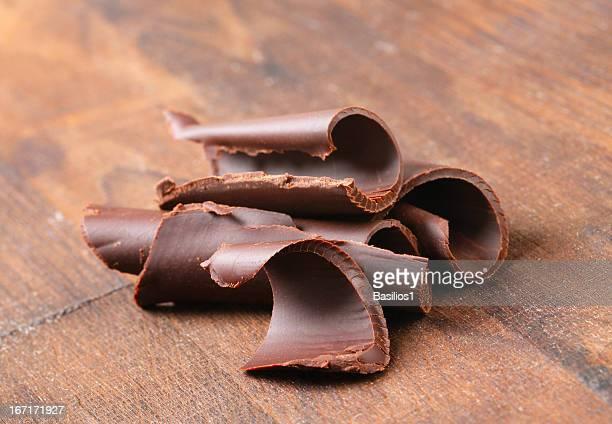 Viruta de chocolate