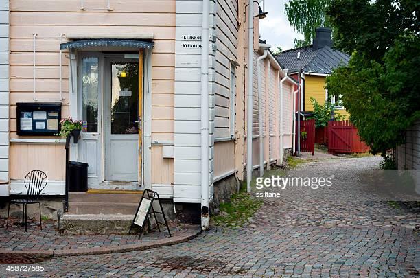 Chocolate shop in Porvoo Finland