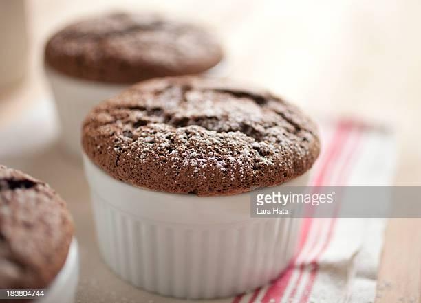 Schokolade souffles