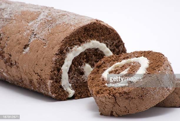 chocolate swiss roll