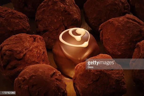 Chocolate Truffle Swirl