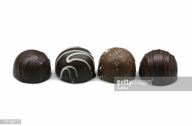 Schokolade Schokoladentrüffel