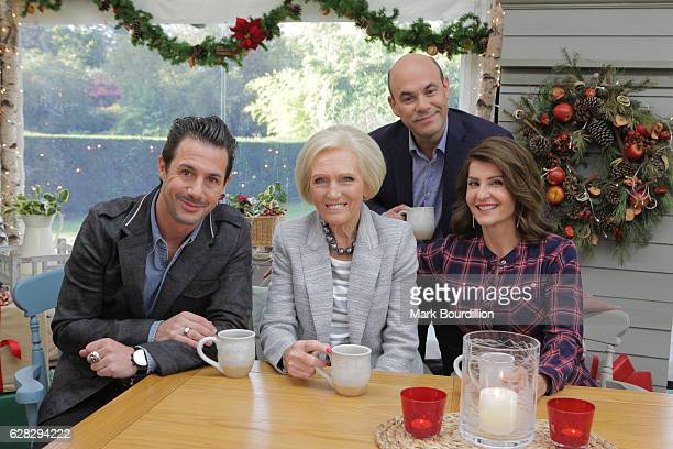 SHOW Chocolate Week Only five bakers remain in the tent this week on The Great American Baking Show when served with new challenges of working with...