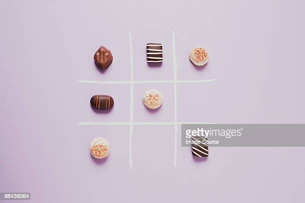 Chocolates on grid