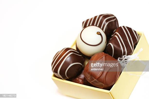 chocolates - box of chocolate stock pictures, royalty-free photos & images