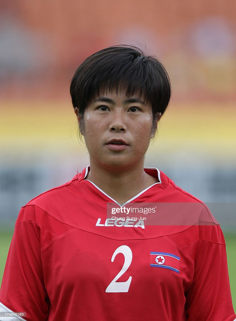 Korea DPR v China - EAFF Women's East Asian Cup 2013 : News Photo