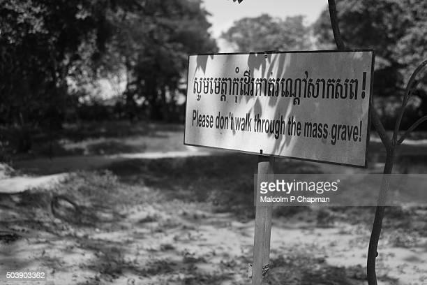 Choeung Ek, Killing Fields, Phnom Penh, Cambodia