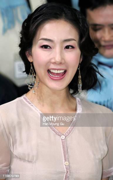 Choi JiWoo during Choi Ji Woo Fan Meeting Day 1 at Yongpyong Ski Resort in Yongpyong Kangwon Province South Korea