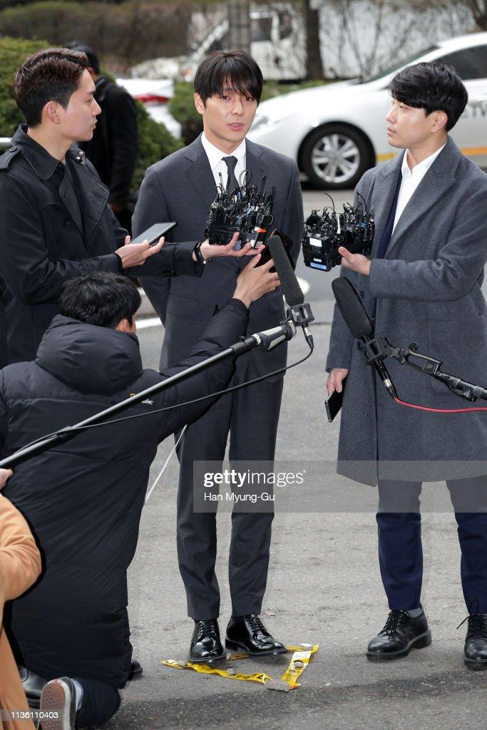 Choi Jong-Hoon, aka Jonghoon former member of South Korean