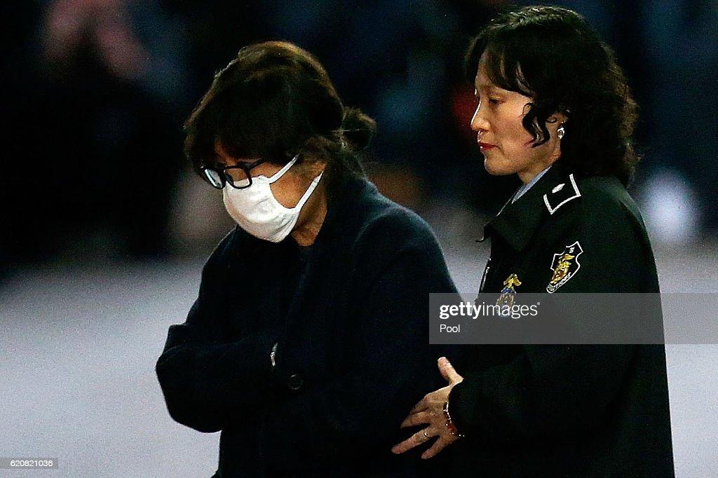 South Korean President's Secret Advisor Arrested